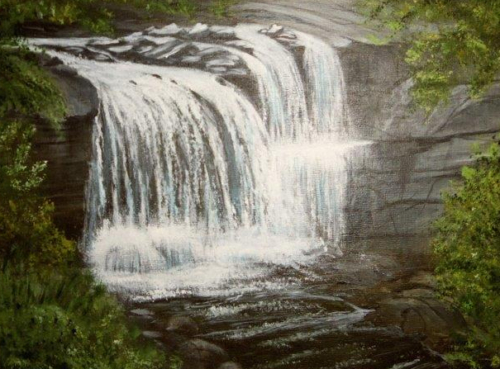 Mountain Falls - P1012013
