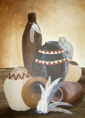 American Pottery - P1012011